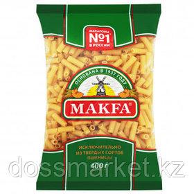 Макароны Makfa, рожки, 400 гр
