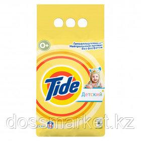 """Стиральный порошок Tide Автомат """"Детский"""", 2,4 кг, мягкая упаковка"""