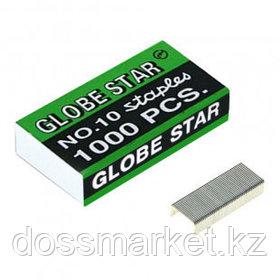 Скобы для степлера Globe star №10