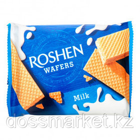 Вафли Roshen Wafers, с молочной начинкой, 72 гр