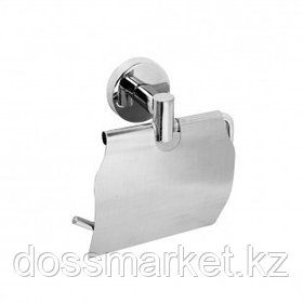 Держатель для туалетной бумаги Аквалиния F015, нержавеющая сталь
