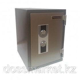 Огнеупорный сейф President MS2-2K, механический код+ 2 ключа, 329*394*437 мм, 40 кг