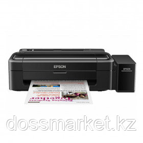 Принтер струйный цветной Epson L132, A4, 5760*1440 dpi, USB 2.0