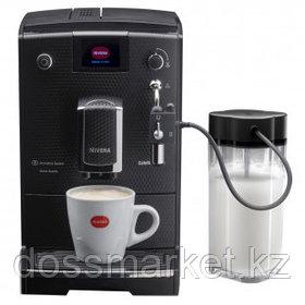 Кофемашина Nivona CafeRomatica NICR 680, зерновой, чёрная