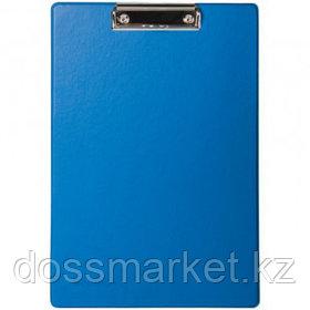 Планшет А4 формата Berlingo, с верхним прижимом, синий