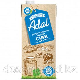 Молоко Adal, 925 мл, 2,5%, тетрапакет