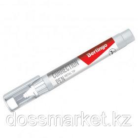 Корректирующий карандаш Berlingo, 7 мл, металлический наконечник