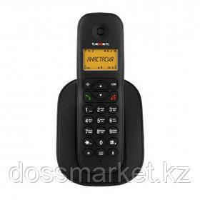 Телефон беспроводной Texet TX-D4505A, черный