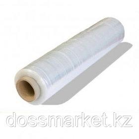 Стрейч-пленка, ширина рулона 500 мм, длина намотки 300 м, плотность 23 мкр