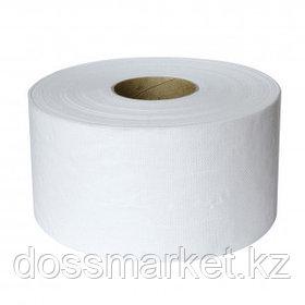 Туалетная бумага рулонная OfficeClean Professional, 200 метров, 1-слойная, белая