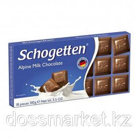 Шоколад молочный Schogetten,100 гр