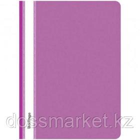 Папка-скоросшиватель Berlingo, А4 формат, 180 мкм, фиолетовая