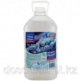 "Жидкое мыло Chistodeloff ""Econom"", жемчуг, антибактериальное, 5 л"