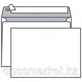 Конверт горизонтальный KurtStrip, формат С5 (162*229 мм), белый, отрывная лента