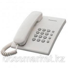"""Телефон проводной Panasonic """"KX-TS2350RUW"""", белый"""