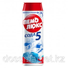"""Универсальное чистящее средство Пемо Люкc, Сода 5  """"Морской бриз"""", 480 гр"""