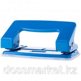 Дырокол на 10 листов OfficeSpace, металлический, синий