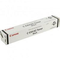 Тонер-картридж оригинальный Canon C-EXV42 для IR2202/2202N/2206, черный