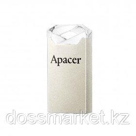"USB-флешка 32 Gb, Apacer ""AH111"", USB 2.0, белая"