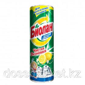 """Чистящий порошок универсальный Биолан """"Сочный Лимон"""", 400 гр"""