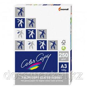 Бумага Color Copy Glossy, A3, 250 гр/м2, 125 листов в пачке, глянцевая