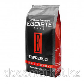 Кофе в зернах Egoiste Espresso, темная обжарка, 250 гр
