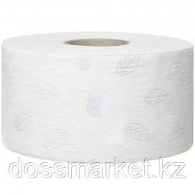 Туалетная бумага рулонная Tork Premium, 170 метров, 2-х слойная, белая