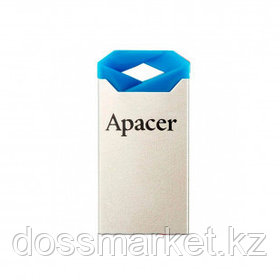 "USB-флешка 32 Gb, Apacer ""AH111"", USB 2.0, синяя"
