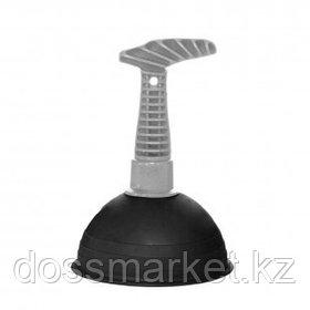 Вантуз OfficeClean, диаметр 13 см, высота 18 см, черный