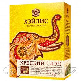 """Чай Hyleys """"Крепкий слон"""", черный, 200 гр, листовой"""