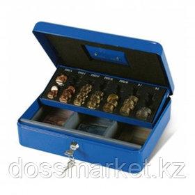 Денежный ящик Техномакс Elegant EURO 4E, размер 90*300*240 мм, масса 6 кг