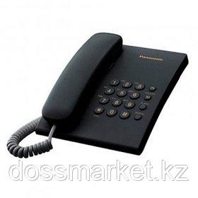 """Телефон проводной Panasonic """"KX-TS2350RUB"""", черный"""