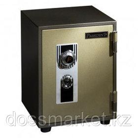 Огнеупорный сейф President LS2, механический, 329*350*444 мм, 28 кг