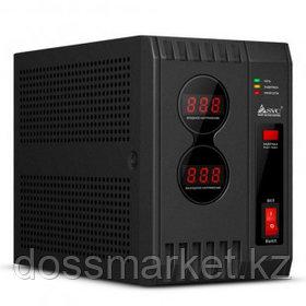 Стабилизатор SVC AVR-1000, 1000ВА(1000Вт), черный