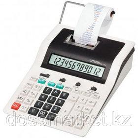 Калькулятор с печатью Citizen CX-123N, 12 разрядов, питание от сети, 255*180*61 мм