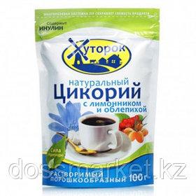 Цикорий Бабушкин хуторок, с лимонником и облепихой, 100 гр