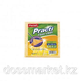 Салфетка для пола Paclan Practi, вискоза, размер 50*60 см