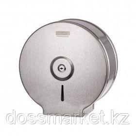 Диспенсер для рулонной туалетной бумаги OfficeClean Professional, нержавеющая сталь
