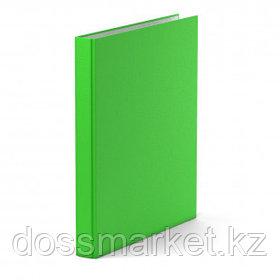 """Папка Erich Krause """"Neon"""", А4 формат, на 4 кольцах, корешок 35 мм, зеленая"""