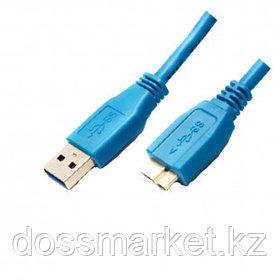 """USB кабель """"Ship"""" с MICRO-A USB на USB 3.0, 1,2 м"""