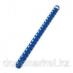 16 мм. Синие пружины для переплета, для сшивания 101-120 листов