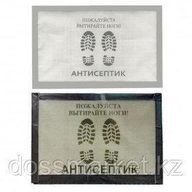 Дезковрик для дезинфекции обуви, размер 600*400 мм