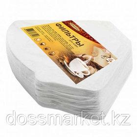 Фильтры для кофеварки капельного типа Konos4, бумажные, отбеленные, 100 шт, в пленке