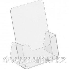 Настольная табличка Attache, размер 110*170 мм, вертикальная, 1 отделение