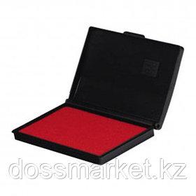 Штемпельная подушка Trodat, размер 90*50 мм, с красной краской
