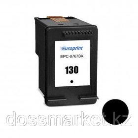 Картридж совместимый HP 8767BK №130 для DeskJet 5743/5943/6543/6623/6843, черный