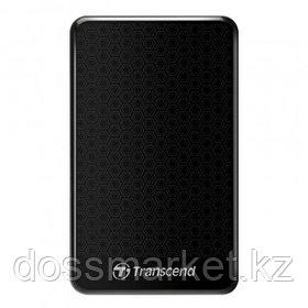 """Жесткий диск 2 TB, Transcend """"StoreJet 25A3"""", 2,5"""", USB 3.0, HDD, черный"""