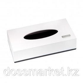 Диспенсер для настольных салфеток и полотенец OfficeClean Professional, пластик, белый