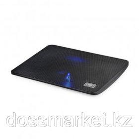 """Подставка для ноутбука DeepCool """"Wind Pal Mini"""", USB порт, LED, 15.6"""", черная"""