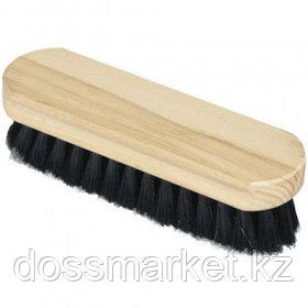 Щетка для одежды/обуви York, деревянная, щетина 2,7 см